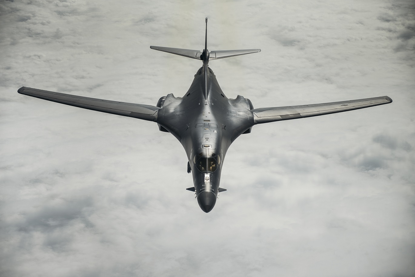 35 years of lethality: U.S. Air Force celebrates B-1's history