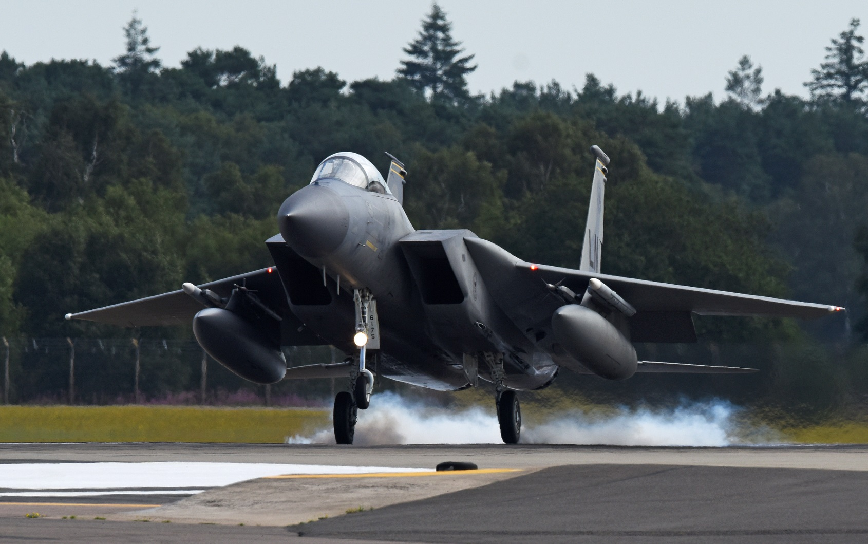 U.S. Air Force will increase flying operations over East Anglia