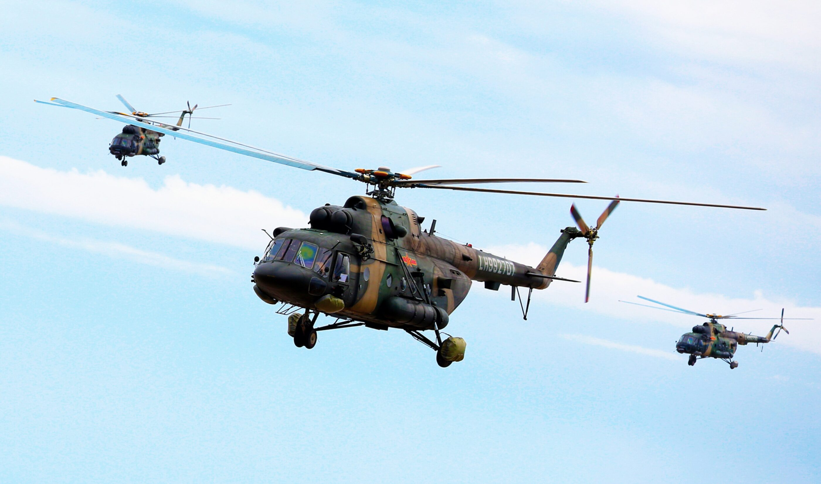 China orders 121 more Russian helicopters