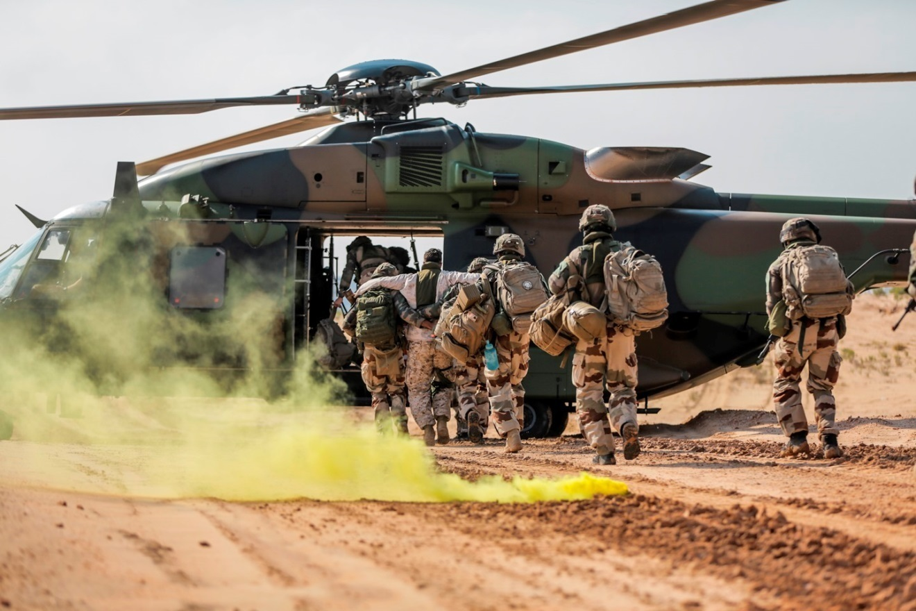 NATO partner nations to develop next generation medium helicopter