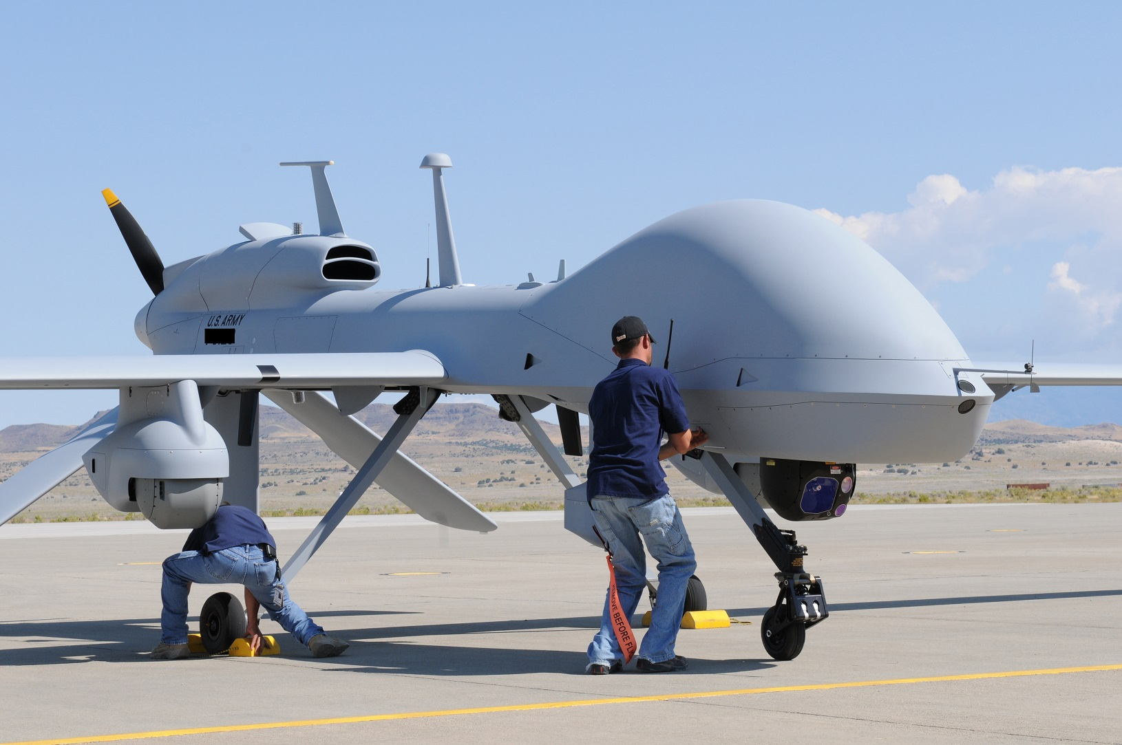 GA-ASI receives $93 million to integrate AI into U.S. Army drones
