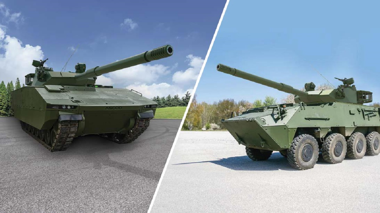 Elbit System secures $172 million contract for light tanks