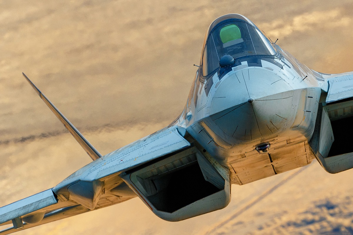 Russia receives requests for Su-57E fighters from foreign customers