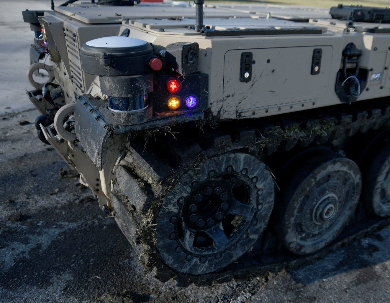 2021-02-06 10:01:52 | U.S. Army engineers to conduct maneuver testing on the RCV-L prototypes