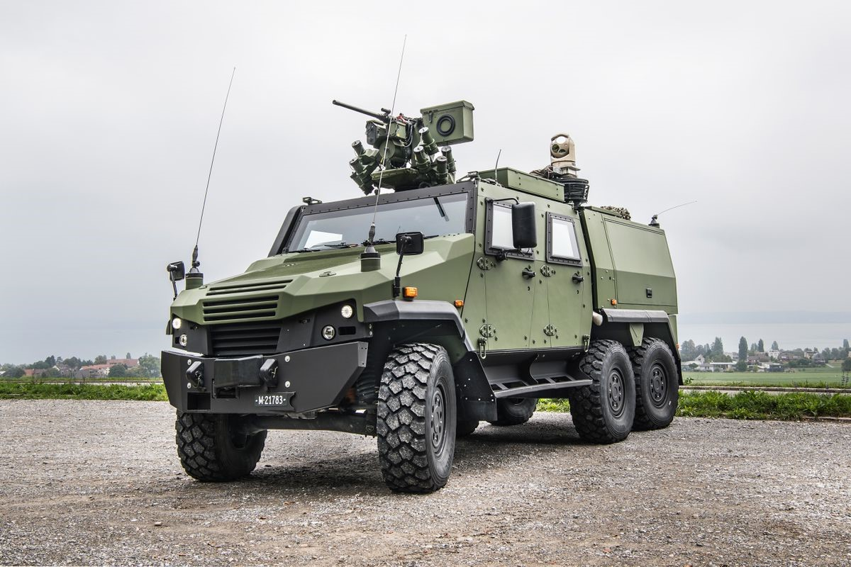 General Dynamics' EAGLE vehicles hit 142M miles on its operations worldwide