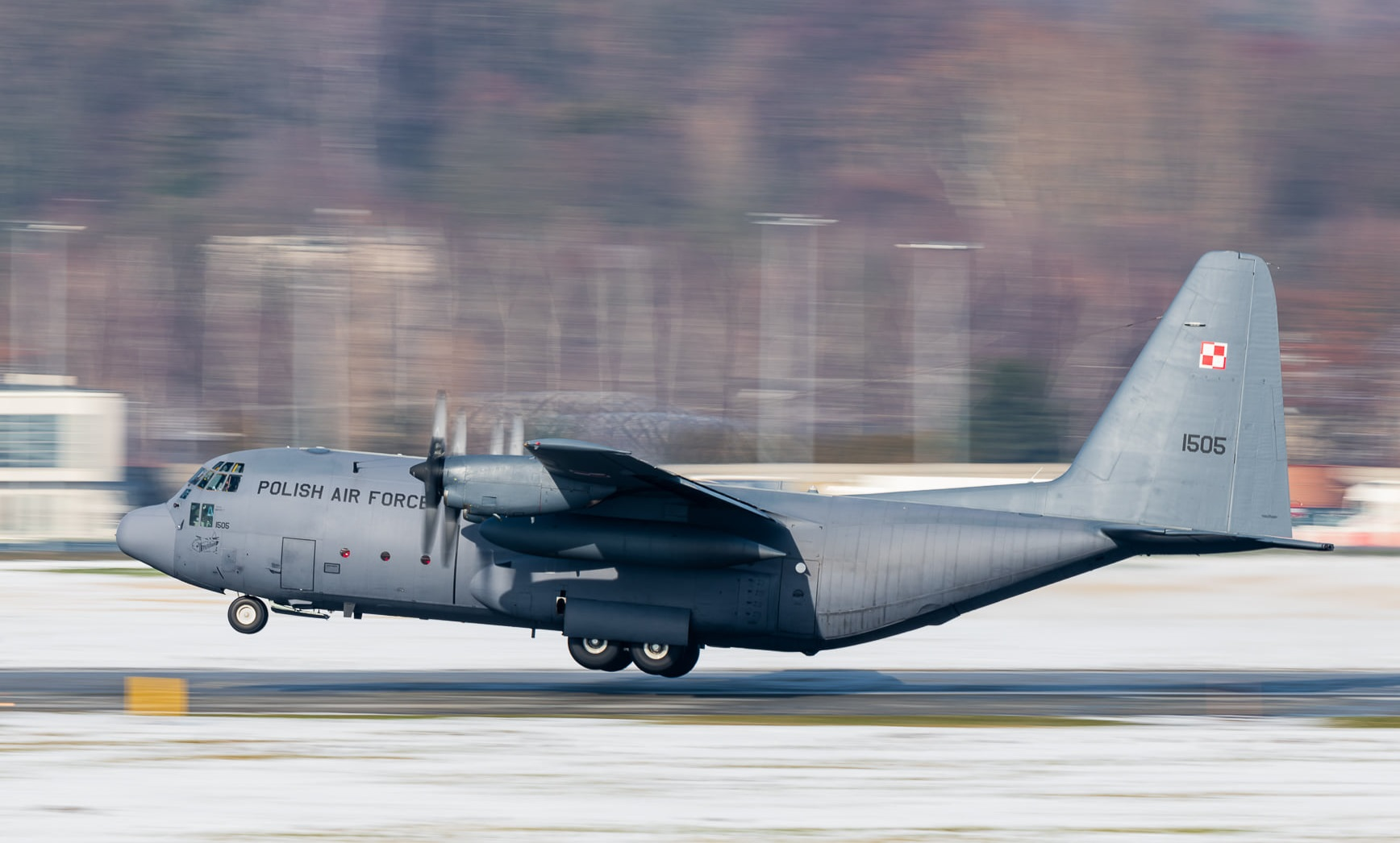 Poland inks deal with U.S. for 5 C-130H Hercules aircraft