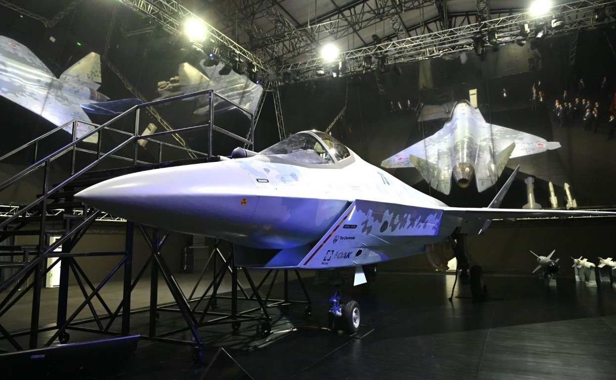 """Russia's new """"Checkmate"""" ripped from Northrop's Low Cost Fighter concept"""